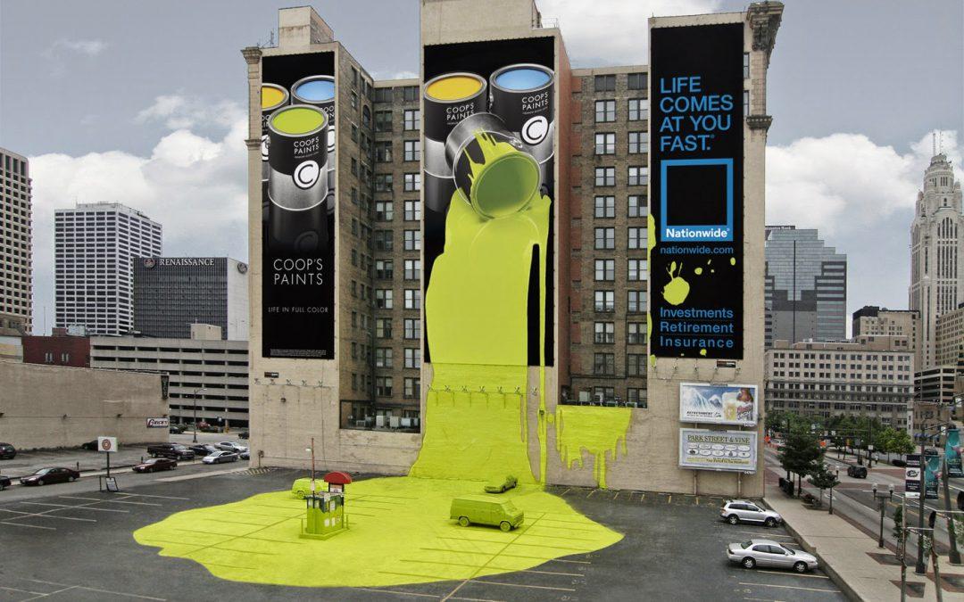 Street marketing ou Sweet attitude
